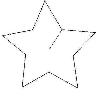 adornos forma estrella 1 Tips Decoración de Navidad   Adornos en Forma de Estrella