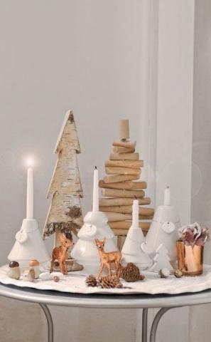 Nuevas tendencias para navidad accesorios y objetos for Adornos navidenos ultimas tendencias