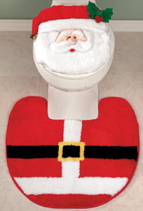 Decorar Baño Navidad:Fuentes de Información – Accesorios para decorar el baño en navidad