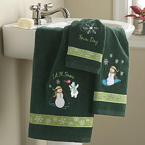Accesorios para decorar el ba o en navidad taringa for Accesorios para decorar la casa