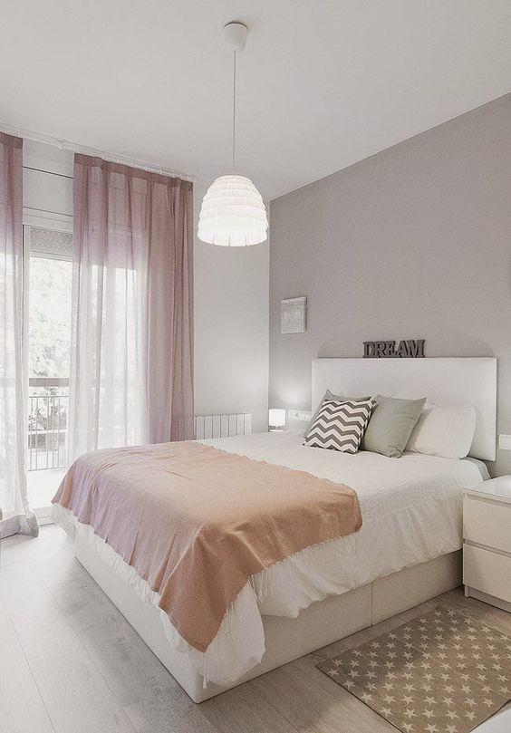 Viste tu cama con cabeceros a tu medida - Decoracion en paredes de dormitorios ...