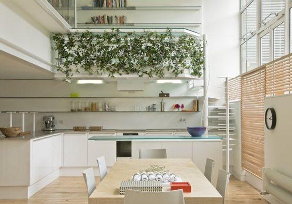 Apartamento tipo d plex por paxton rocher architectos - Apartamentos lujo londres ...