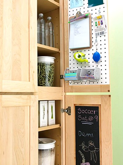 Aprovecha el espacio en una cocina peque a for Aprovechar espacio cocina