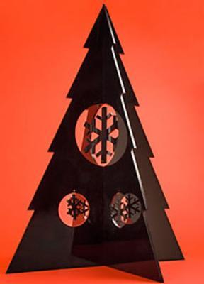 arbol de navidad alternativas originales 1 Árbol de Navidad: Alternativas Originales