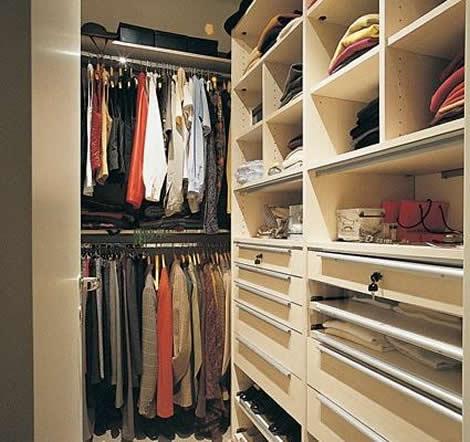 Como iluminar armarios y zonas de almacenaje - Armarios almacenaje ...