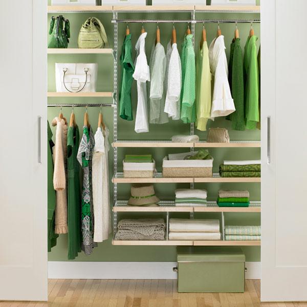armarios organizados