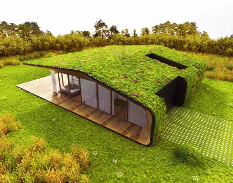 arquitectura sostenible: modelo ON-A