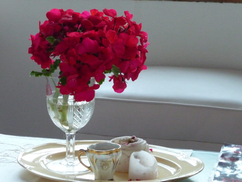 arreglos florales en casa