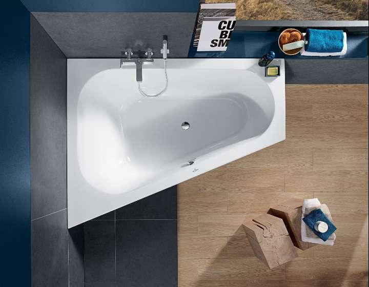 bañera de diseño moderno