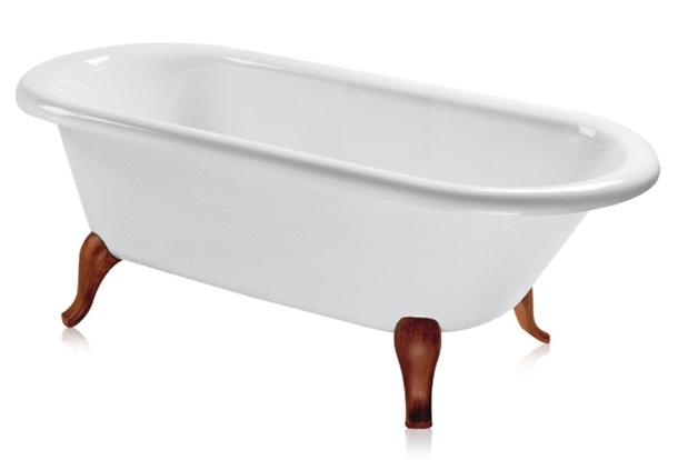 bañera exenta