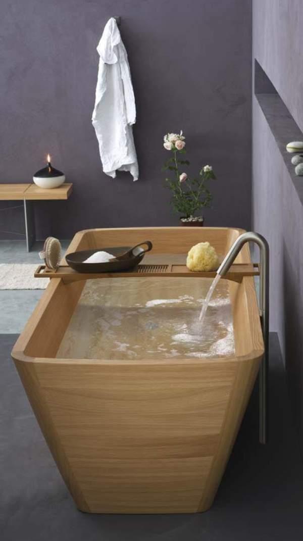 Accesorios De Baño En Madera:Sanitarios y Accesorios para Baño de Madera- Francoceccotti