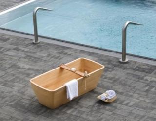 sanitarios y accesorios para ba o de madera