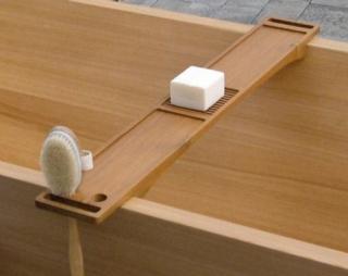 Sanitarios y accesorios para ba o de madera - Accesorios de bano en madera ...