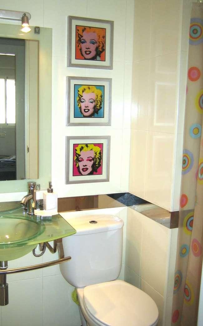 Ventajas de la pintura para azulejos - Colores pintura azulejos bano ...