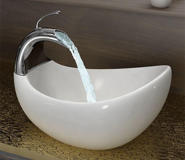 banos estilo lavabos lujo esculturales Baños con Estilo, Lavabos de Lujo Esculturales