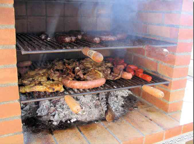 Tipos de parrillas o barbacoas for Parrillas de barbacoa