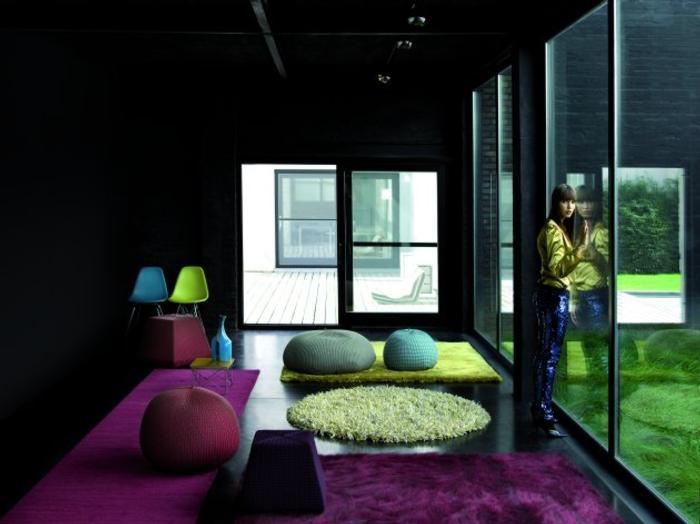 Puff de dise o para decoraci n de espacios modernos for Diseno decoracion espacios