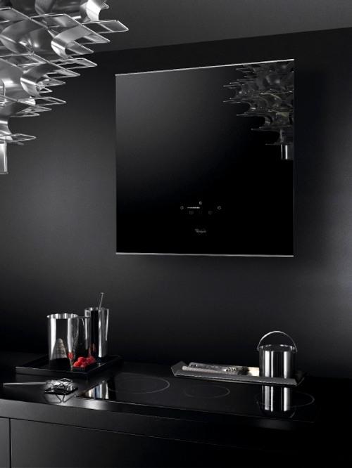 Campana de cocina de cristal moderna y decorativa de - Campanas de cocina modernas ...