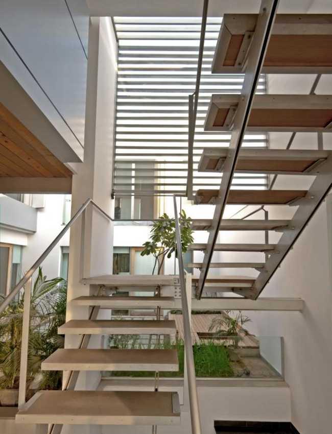 · Escaleras (las quería poner xD) · Casa-b-99-dada-partners-11