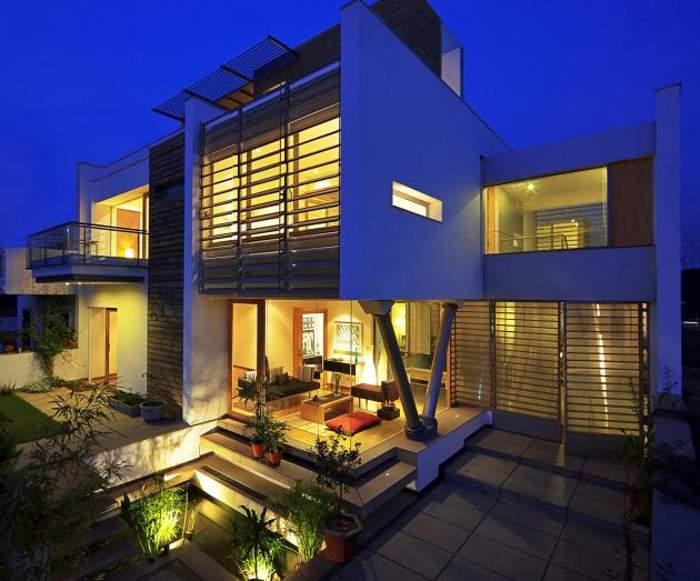 Casa b 99 moderna y con estilo for Casa moderna 99 arena