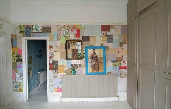 casa decoracion eclectica vintage 6 Casa con Decoración Ecléctica y Vintage