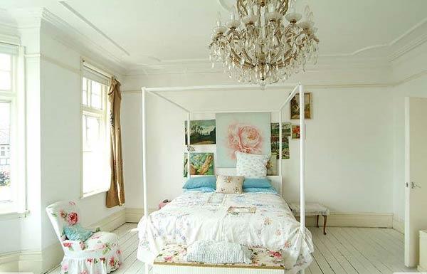 casa decoracion eclectica vintage 7 Casa con Decoración Ecléctica y Vintage
