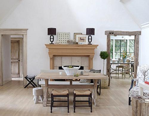 casa diseno rustico detalles lujo 14 Casa con Diseño Rústico y Detalles de Lujo