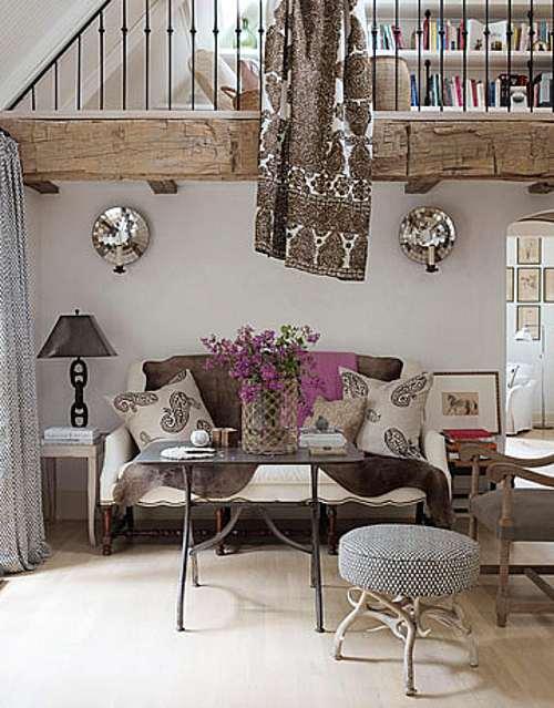 casa diseno rustico detalles lujo 2 Casa con Diseño Rústico y Detalles de Lujo
