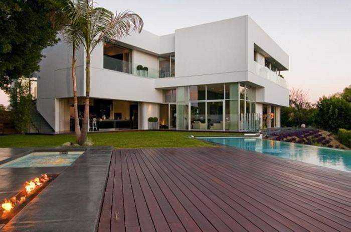 Casa Nightingale Lujosa Y Moderna