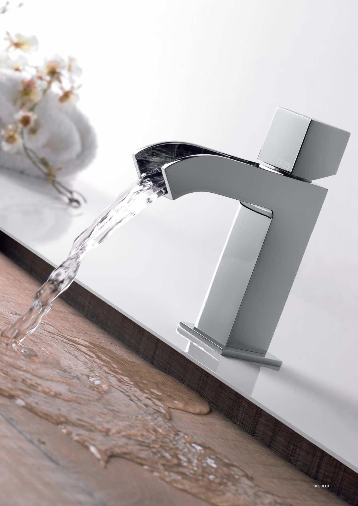 Grifo para lavabo en cascada - Grifos lavabo cascada ...