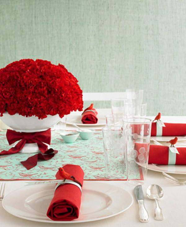 Ideas para hacer centros de mesa de navidad - Centros mesa navidenos ...