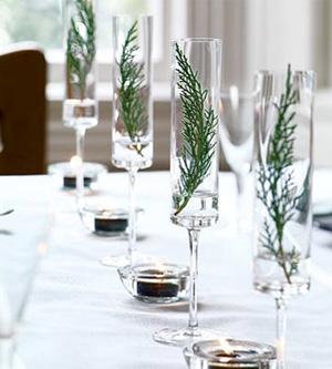 centros mesa decoracion navidad 6 Centros de Mesa para la Decoración de Navidad
