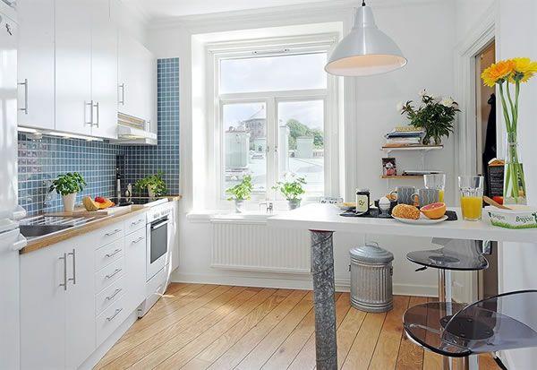 Más ideas sobre decoración de pisos pequeños