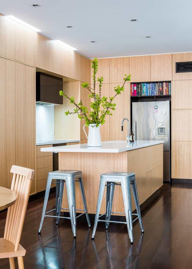 Cocina minimalista for Casa minimalista interior cocina