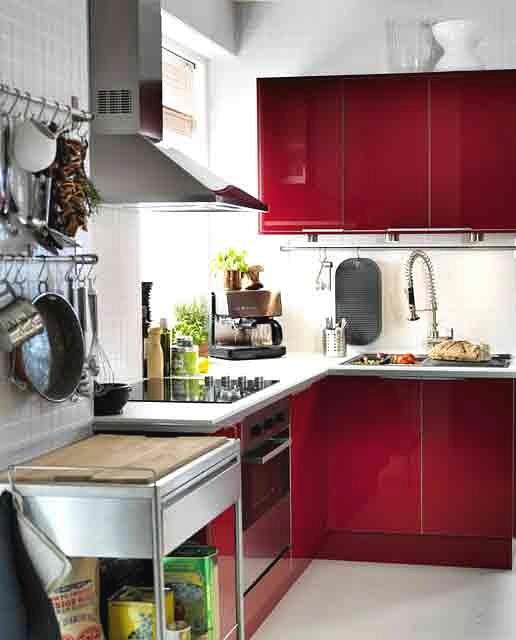 cocina-pequena-actual