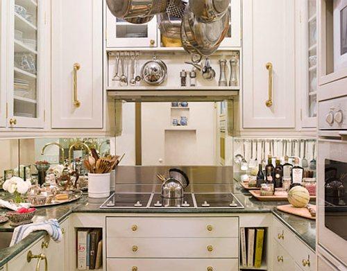 cocinas casas apartamentos contemporaneos Ideas para Decorar Cocinas Pequeñas