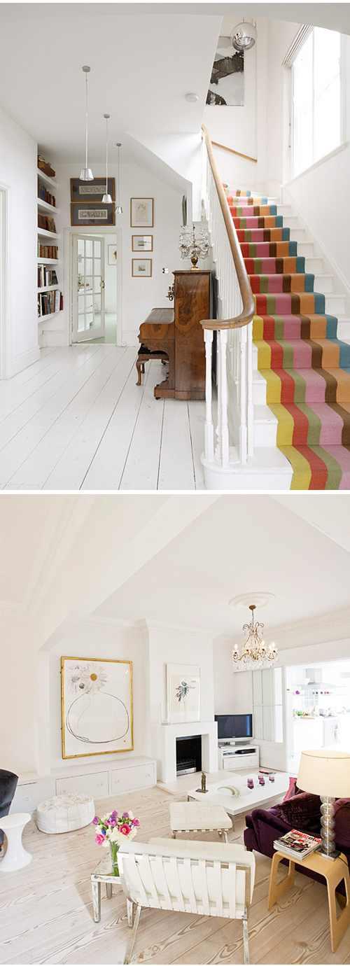 color decoracion del hogar 1 El Color en la Decoración del Hogar