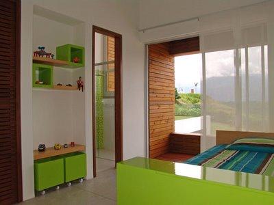 colores en dormitorios infantiles