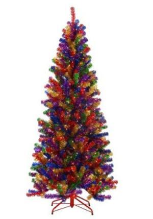 coloridos arboles de navidad multicolor Coloridos Árboles de Navidad
