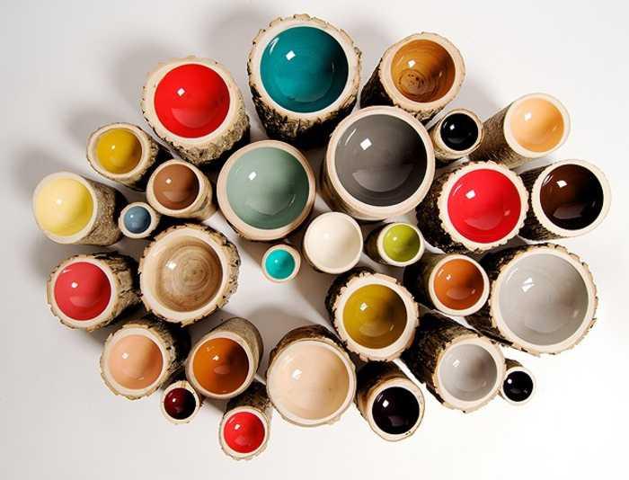 coloridos-bowls-hechos-con-arboles-reciclados-log-bowls