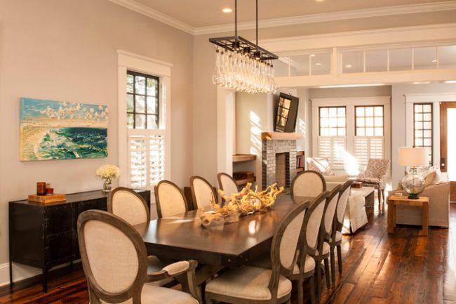 Comedores de estilo cl sico y elegantes for Comedores clasicos elegantes