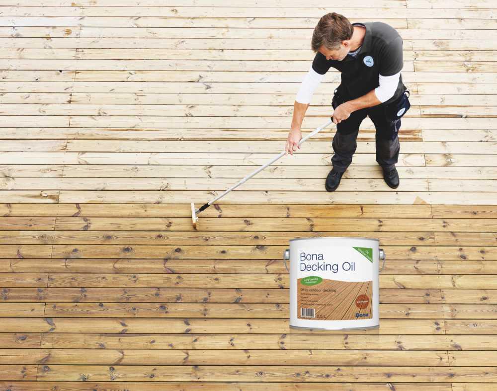 cómo cuidar la tarima de madera