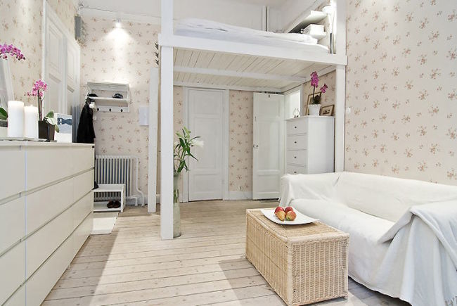 C mo decorar casas pisos o apartamentos peque os - Fotos de lofts decorados ...
