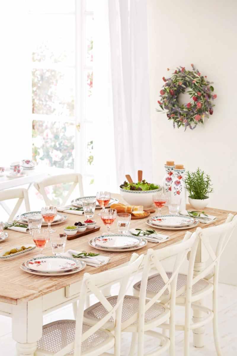 cómo decorar una mesa para fiestas