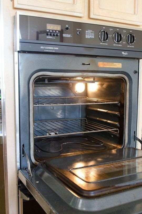 Limpia el horno de tu cocina en 3 pasos - Hornos para cocinas ...