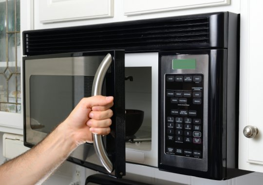 como-limpiar-microondas