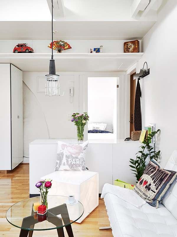 Muebles para separar ambientes for Como separar ambientes