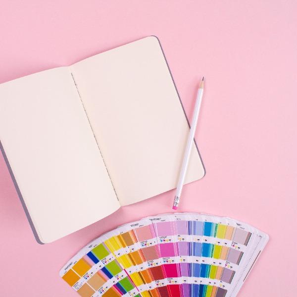 cómo usar los colores