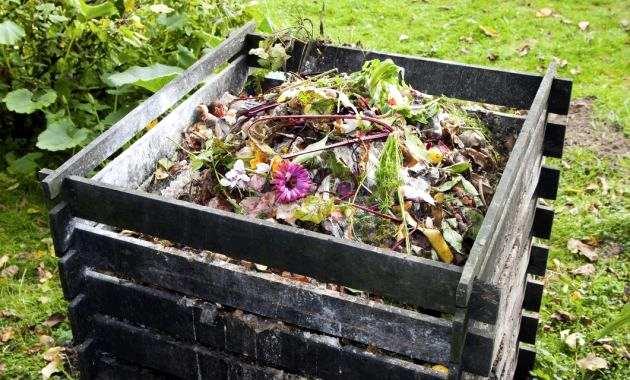 composta o compostaje casero