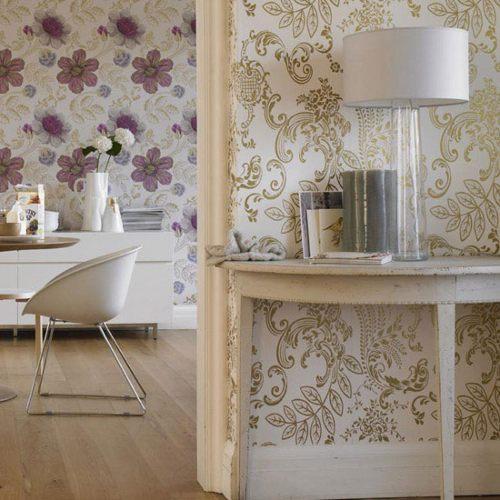 Consejos para aprender a empapelar paredes y superficies - Papel decorativo para paredes ...